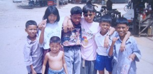 Phnom Penh, late 1990's