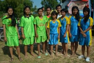 The Girls Team