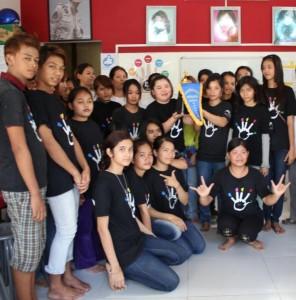 The Mith Samlanh Vocational Training Beauty Class